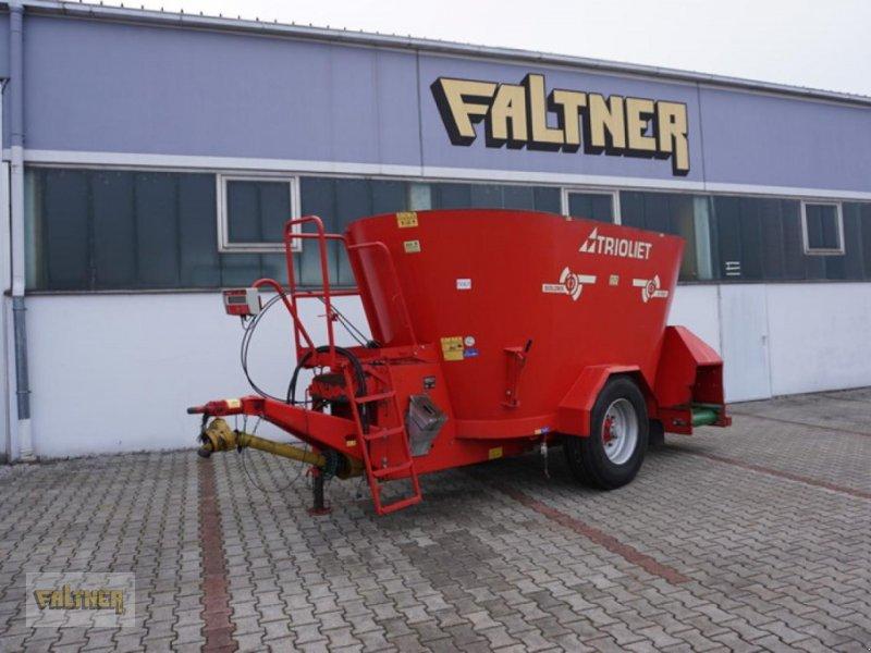Futtermischwagen a típus Trioliet SOLOMIX 2-1000, Gebrauchtmaschine ekkor: Büchlberg (Kép 1)