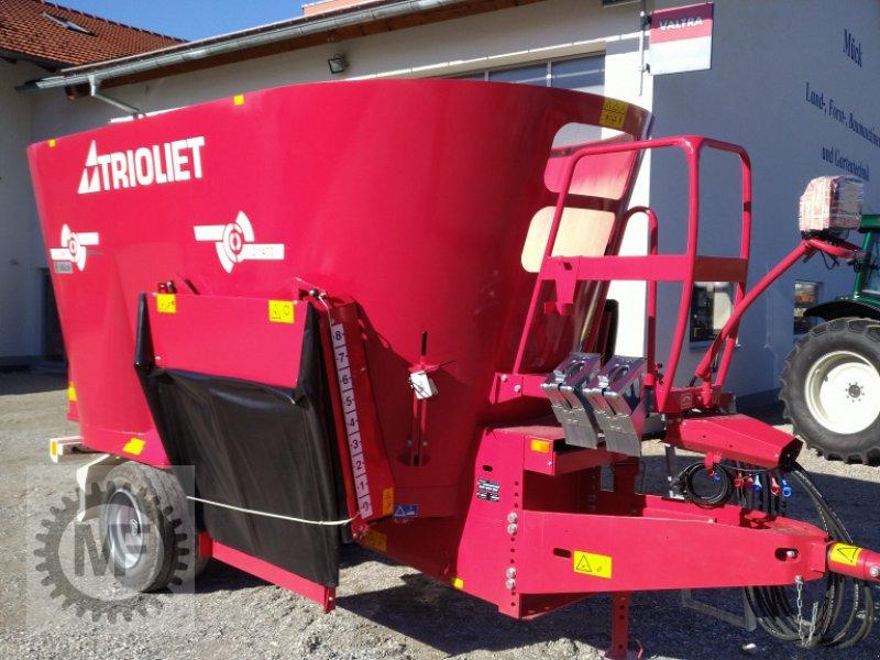 Futtermischwagen des Typs Trioliet Solomix 2-1400, Neumaschine in Huglfing (Bild 1)