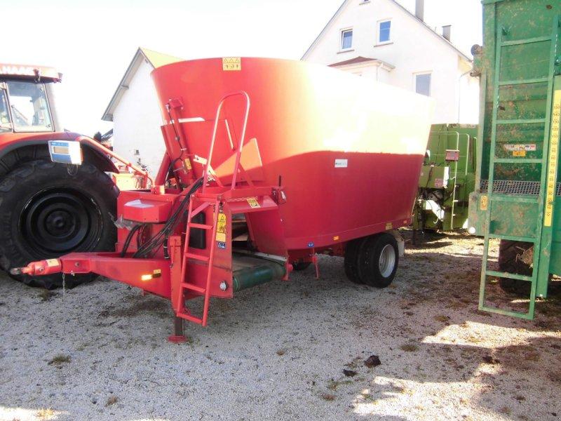 Futtermischwagen des Typs Trioliet Solomix 2-1600, Gebrauchtmaschine in Ostrach (Bild 1)