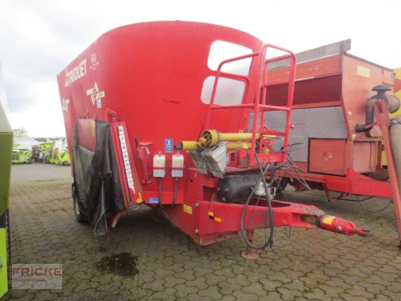 Futtermischwagen des Typs Trioliet Solomix 2-1600, Gebrauchtmaschine in Bockel - Gyhum (Bild 1)
