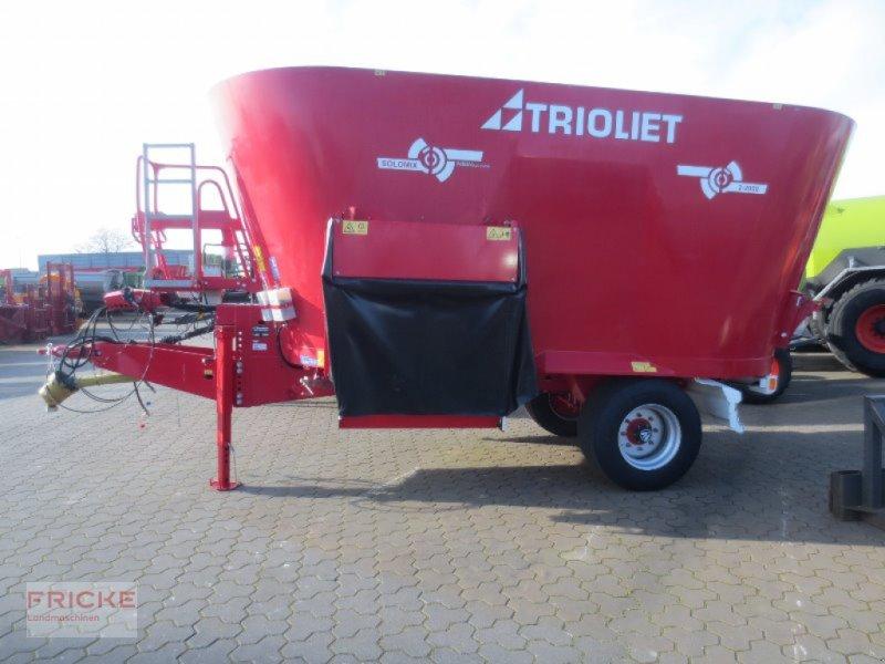 Futtermischwagen des Typs Trioliet SOLOMIX 2, 2000 ZK, Gebrauchtmaschine in Bockel - Gyhum (Bild 4)