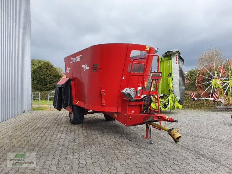 Futtermischwagen des Typs Trioliet Solomix 2-2000 ZK, Gebrauchtmaschine in Rhede / Brual (Bild 1)
