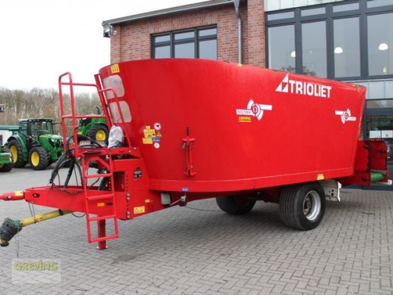 Futtermischwagen a típus Trioliet solomix 2-2000L, Gebrauchtmaschine ekkor: Ahaus (Kép 1)