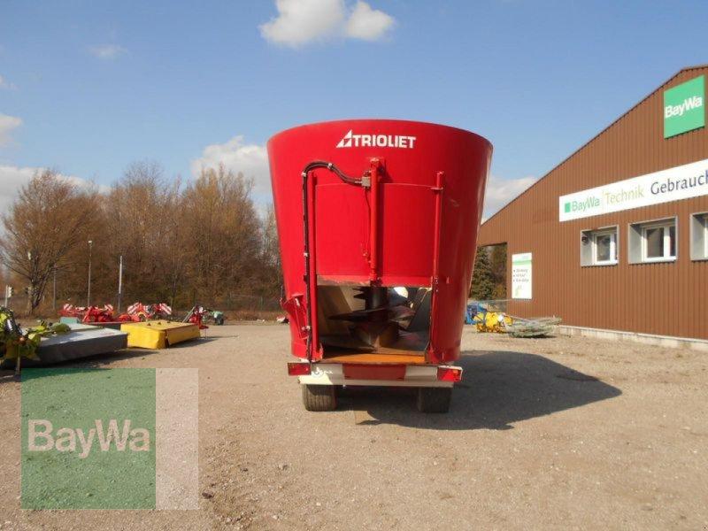 Futtermischwagen des Typs Trioliet SOLOMIX 3-3000 ZK-T-540, Gebrauchtmaschine in Mindelheim (Bild 7)
