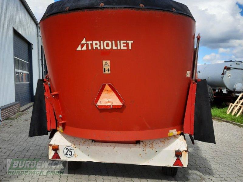 Futtermischwagen des Typs Trioliet Solomix SM 10, Gebrauchtmaschine in Lamstedt (Bild 2)