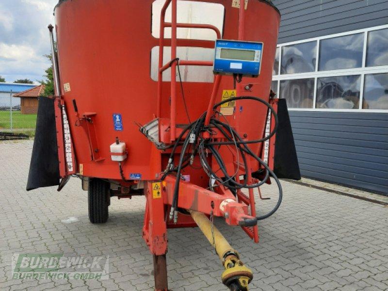 Futtermischwagen des Typs Trioliet Solomix SM 10, Gebrauchtmaschine in Lamstedt (Bild 3)