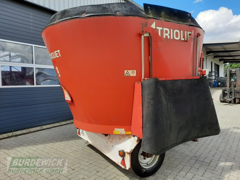 Futtermischwagen des Typs Trioliet Solomix SM 10, Gebrauchtmaschine in Lamstedt (Bild 5)