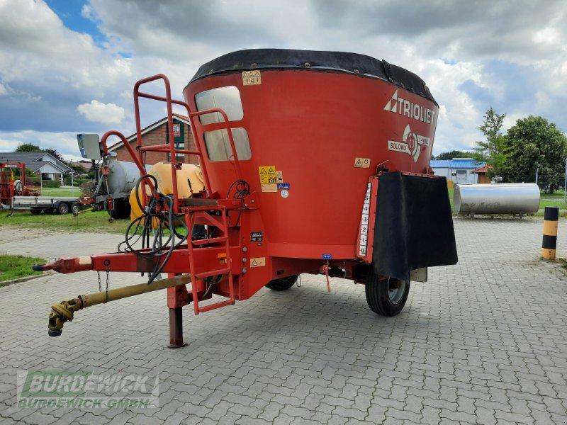Futtermischwagen des Typs Trioliet Solomix SM 10, Gebrauchtmaschine in Lamstedt (Bild 6)