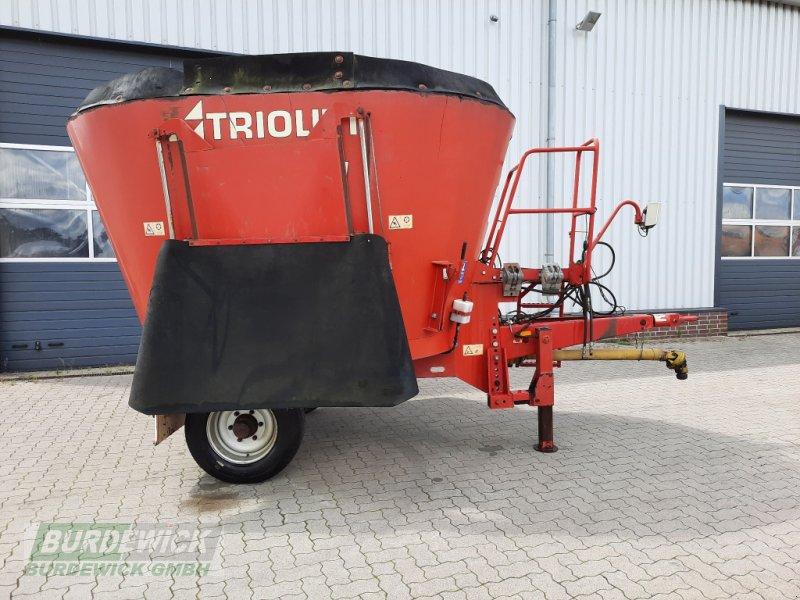 Futtermischwagen des Typs Trioliet Solomix SM 10, Gebrauchtmaschine in Lamstedt (Bild 9)