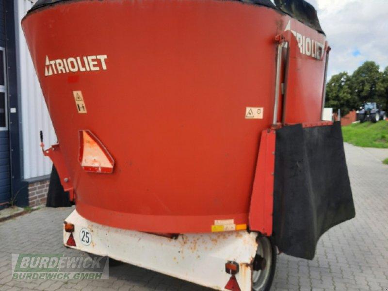 Futtermischwagen des Typs Trioliet Solomix SM 10, Gebrauchtmaschine in Lamstedt (Bild 11)