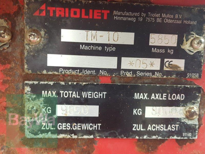 Futtermischwagen des Typs Trioliet TM - 10, Gebrauchtmaschine in Bamberg (Bild 10)