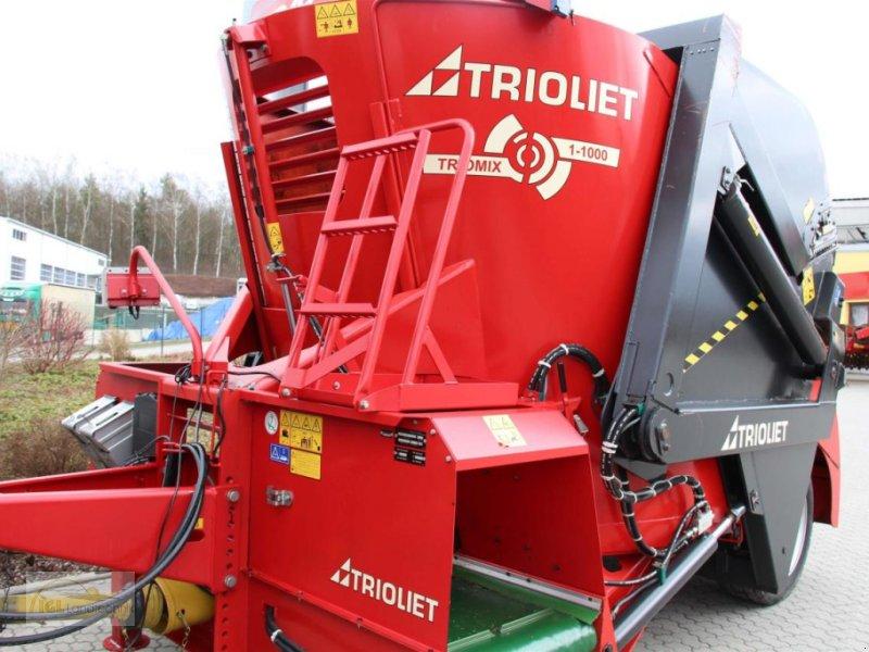 Futtermischwagen des Typs Trioliet TM1-1000, Gebrauchtmaschine in Pfreimd (Bild 3)