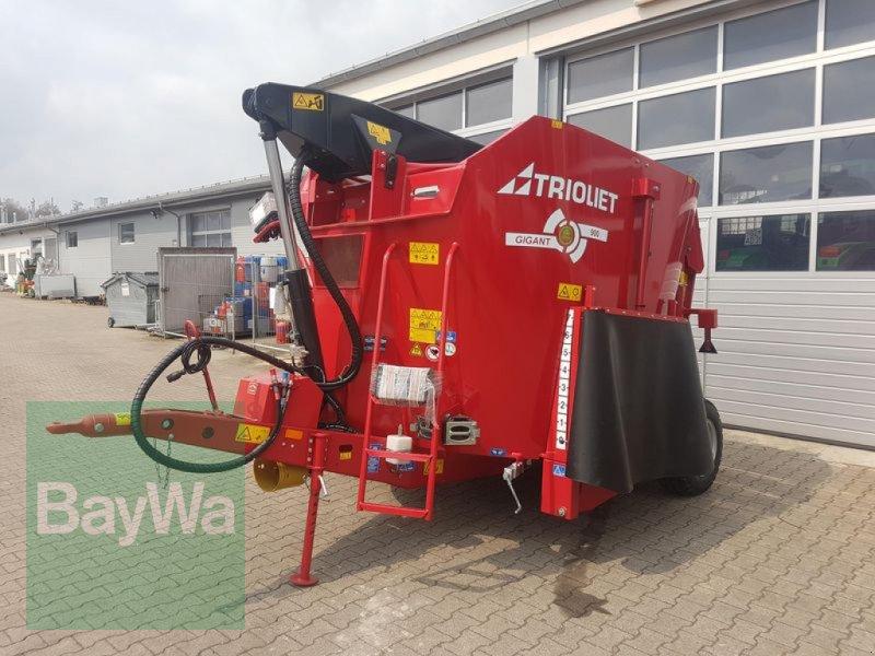 Futtermischwagen des Typs Trioliet TRIOLIET GIGANT 900, Neumaschine in Krumbach (Bild 2)