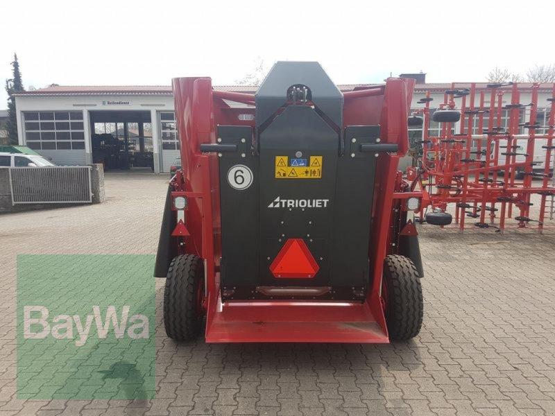 Futtermischwagen des Typs Trioliet TRIOLIET GIGANT 900, Neumaschine in Krumbach (Bild 3)