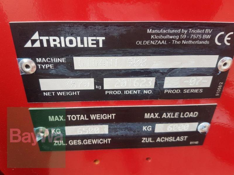 Futtermischwagen des Typs Trioliet TRIOLIET GIGANT 900, Neumaschine in Krumbach (Bild 4)