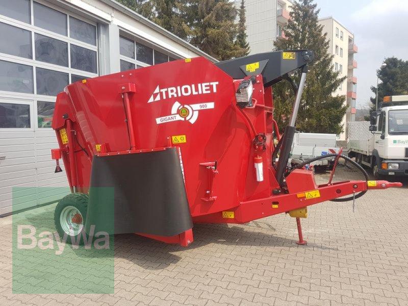 Futtermischwagen του τύπου Trioliet TRIOLIET GIGANT 900, Neumaschine σε Krumbach (Φωτογραφία 1)