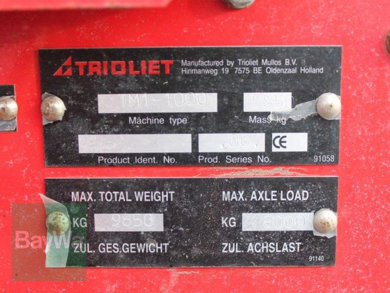 Futtermischwagen des Typs Trioliet TRIOMIX 1-1000, Gebrauchtmaschine in Straubing (Bild 4)