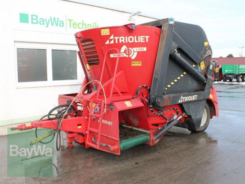 Futtermischwagen des Typs Trioliet TRIOMIX 1-1000, Gebrauchtmaschine in Straubing (Bild 2)