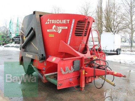Futtermischwagen des Typs Trioliet TRIOMIX 1-1000, Gebrauchtmaschine in Straubing (Bild 6)