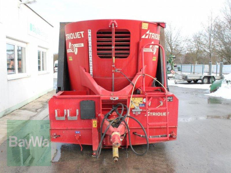 Futtermischwagen des Typs Trioliet TRIOMIX 1-1000, Gebrauchtmaschine in Straubing (Bild 3)