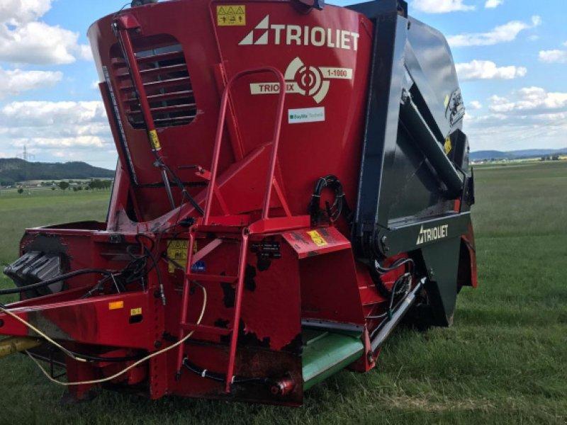 Futtermischwagen des Typs Trioliet Triomix 1-1000, Gebrauchtmaschine in Neumarkt (Bild 2)