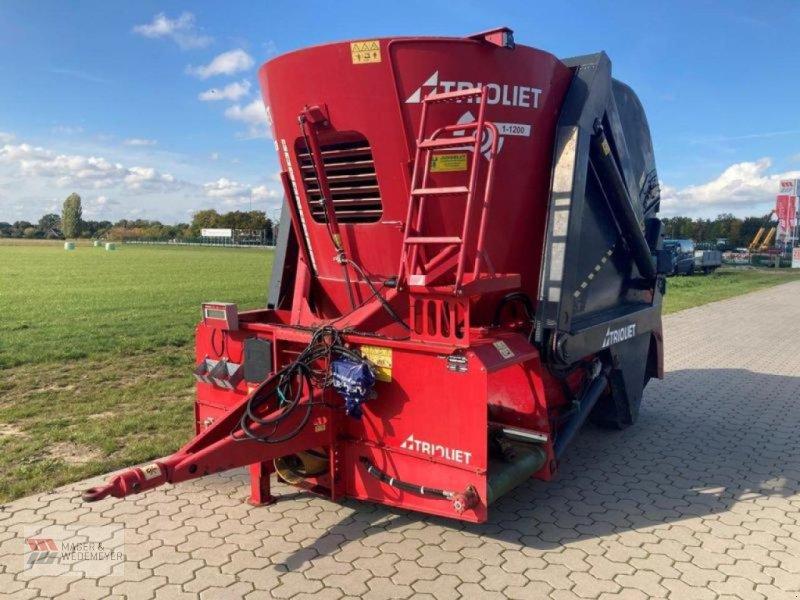 Futtermischwagen des Typs Trioliet TRIOMIX 1 1200, Gebrauchtmaschine in Oyten (Bild 1)