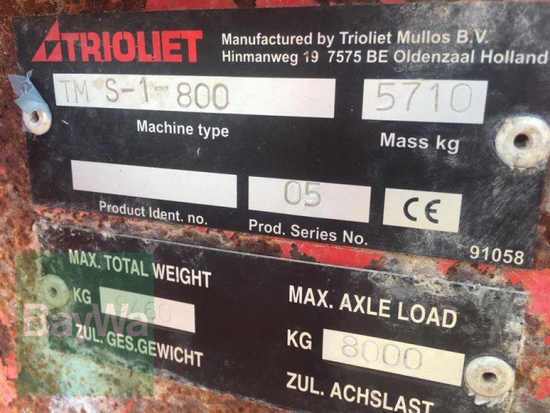 Futtermischwagen des Typs Trioliet TRIOMIX 1-800 S, Gebrauchtmaschine in Dinkelsbühl (Bild 5)