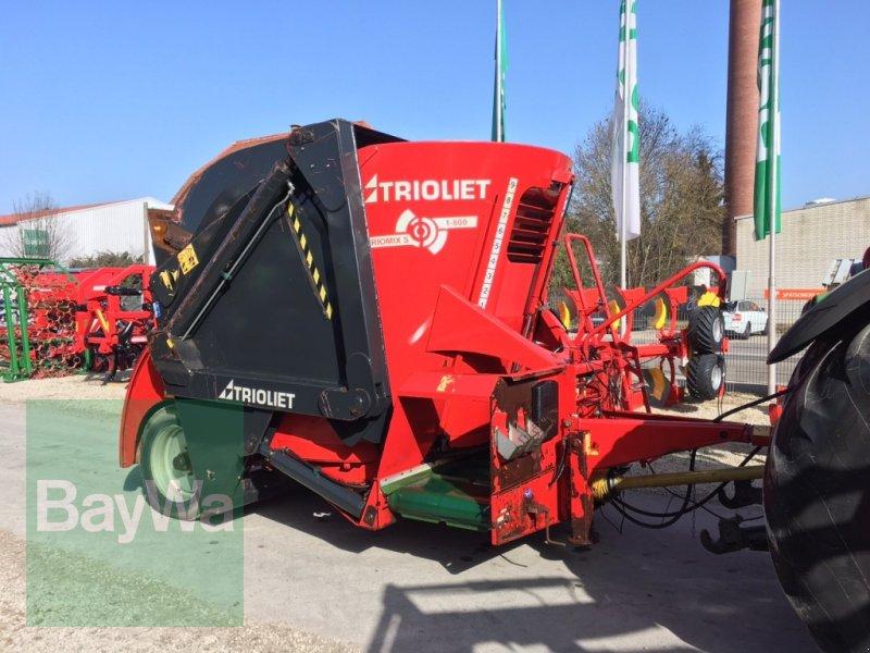 Futtermischwagen του τύπου Trioliet Triomix 1-800 >>>Sofort einsatzbereit/ Sehr gepflegt<<<, Gebrauchtmaschine σε Dinkelsbühl (Φωτογραφία 1)