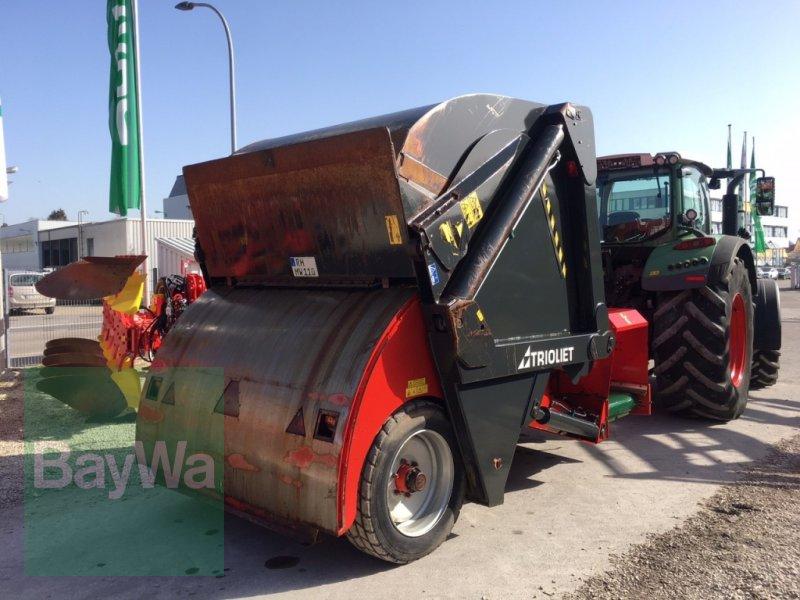 Futtermischwagen des Typs Trioliet Triomix 1-800 >>>Sofort einsatzbereit/ Sehr gepflegt<<<, Gebrauchtmaschine in Dinkelsbühl (Bild 3)