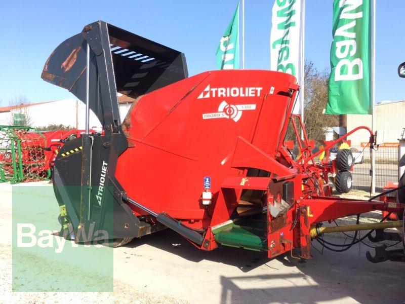 Futtermischwagen des Typs Trioliet Triomix 1-800 >>>Sofort einsatzbereit/ Sehr gepflegt<<<, Gebrauchtmaschine in Dinkelsbühl (Bild 8)