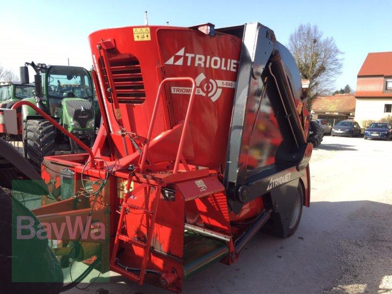 Futtermischwagen des Typs Trioliet Triomix 1-800 >>>Sofort einsatzbereit/ Sehr gepflegt<<<, Gebrauchtmaschine in Dinkelsbühl (Bild 17)