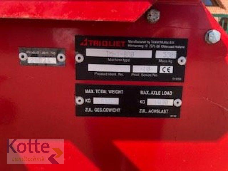 Futtermischwagen des Typs Trioliet Triomix 1-800, Gebrauchtmaschine in Rieste (Bild 6)