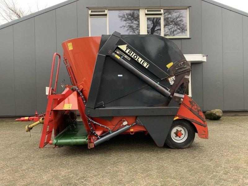 Futtermischwagen des Typs Trioliet triomix 1200, Gebrauchtmaschine in Vriezenveen (Bild 1)