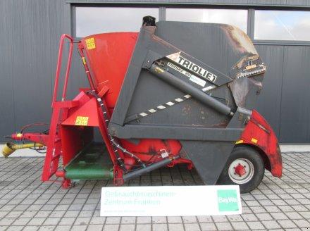 Futtermischwagen des Typs Trioliet Triomix 800 TM 8, Gebrauchtmaschine in Wülfershausen an der Saale (Bild 1)