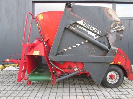 Futtermischwagen des Typs Trioliet Triomix 800 TM 8, Gebrauchtmaschine in Wülfershausen an der Saale (Bild 2)