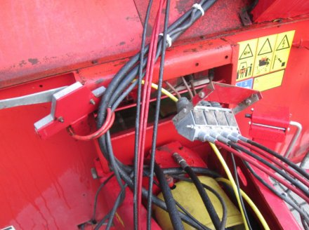 Futtermischwagen des Typs Trioliet Triomix 800 TM 8, Gebrauchtmaschine in Wülfershausen an der Saale (Bild 16)