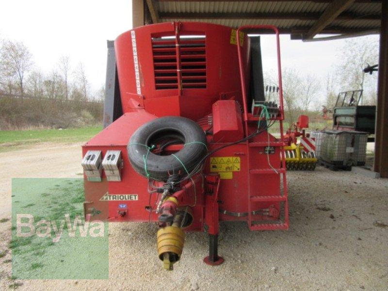 Futtermischwagen des Typs Trioliet Triomix 800, Gebrauchtmaschine in Erbach (Bild 2)
