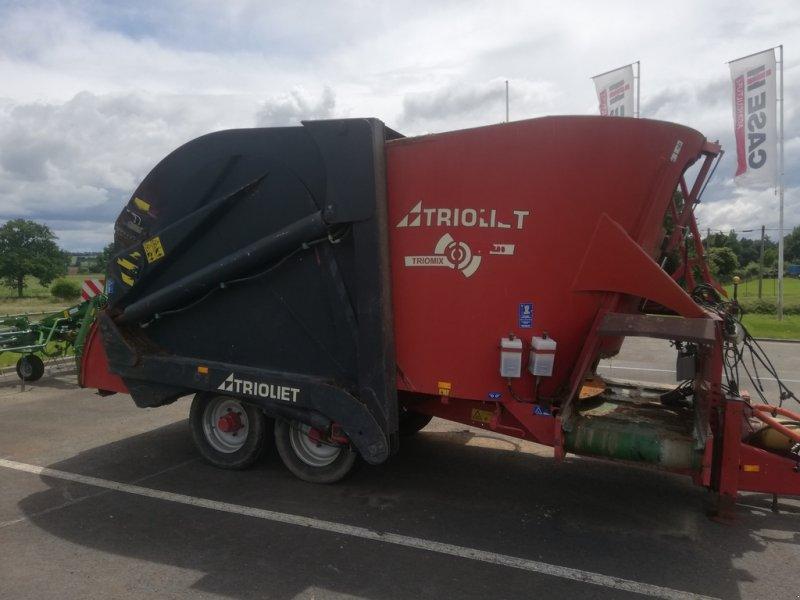Futtermischwagen des Typs Trioliet TRIOMIX I - 1200, Gebrauchtmaschine in bayeux (Bild 1)