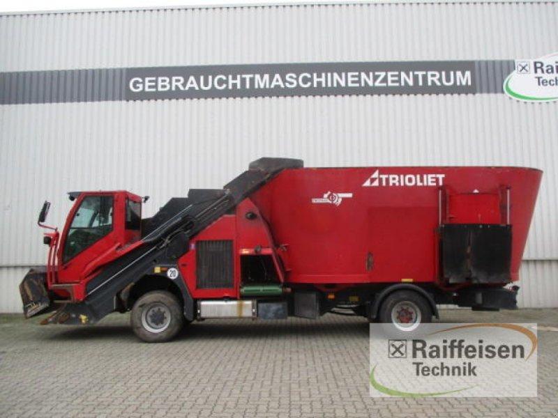 Futtermischwagen des Typs Trioliet Triotrac 2-2400, Gebrauchtmaschine in Holle (Bild 1)