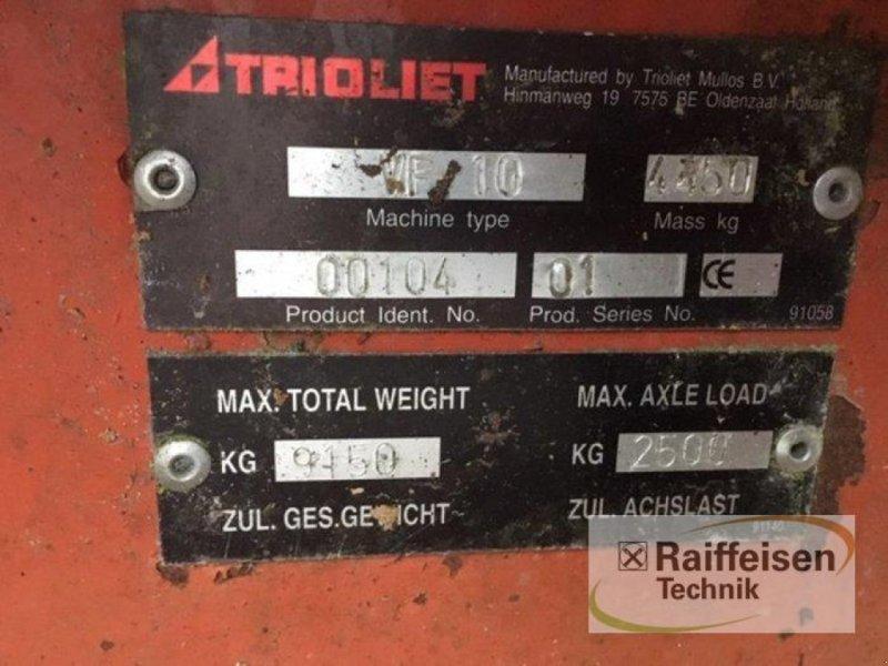 Futtermischwagen des Typs Trioliet Vertifeed 1000, Gebrauchtmaschine in Westerhorn (Bild 6)