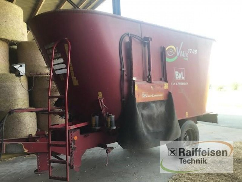 Futtermischwagen des Typs van Lengerich Futtermischwagen 17-2S, Gebrauchtmaschine in Wanderup (Bild 13)