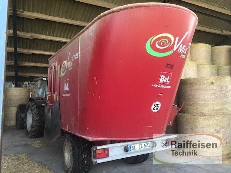 Futtermischwagen des Typs van Lengerich Futtermischwagen 17-2S, Gebrauchtmaschine in Wanderup (Bild 1)