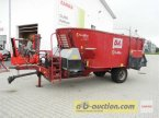 Futtermischwagen des Typs van Lengerich V-MIX 18-25 in Töging am Inn