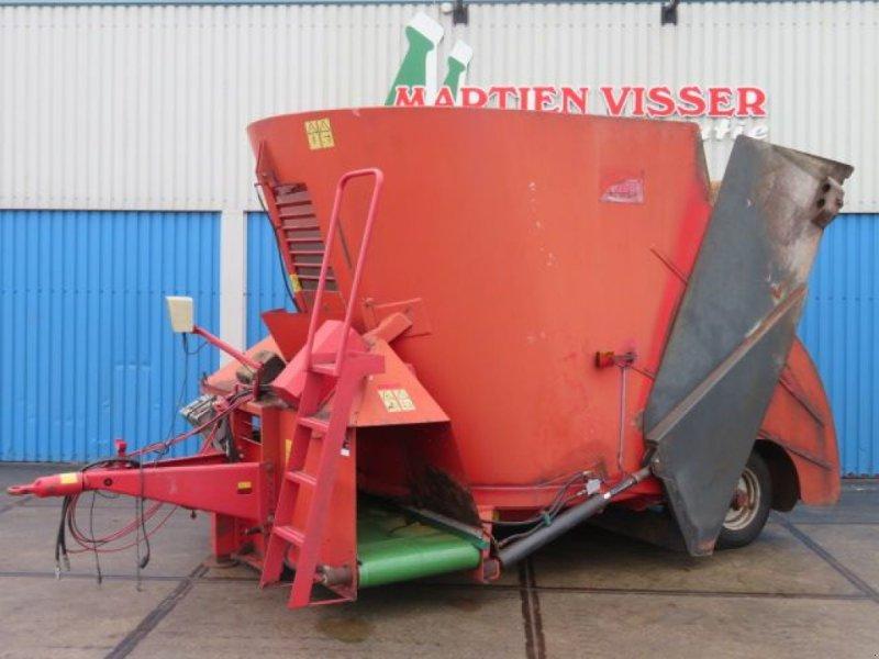 Futtermischwagen a típus Vicon Triomix 12m3, Gebrauchtmaschine ekkor: Joure (Kép 1)