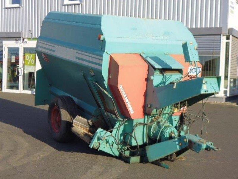 Futtermischwagen des Typs Walker Bulldog 10, Gebrauchtmaschine in Grimma (Bild 1)