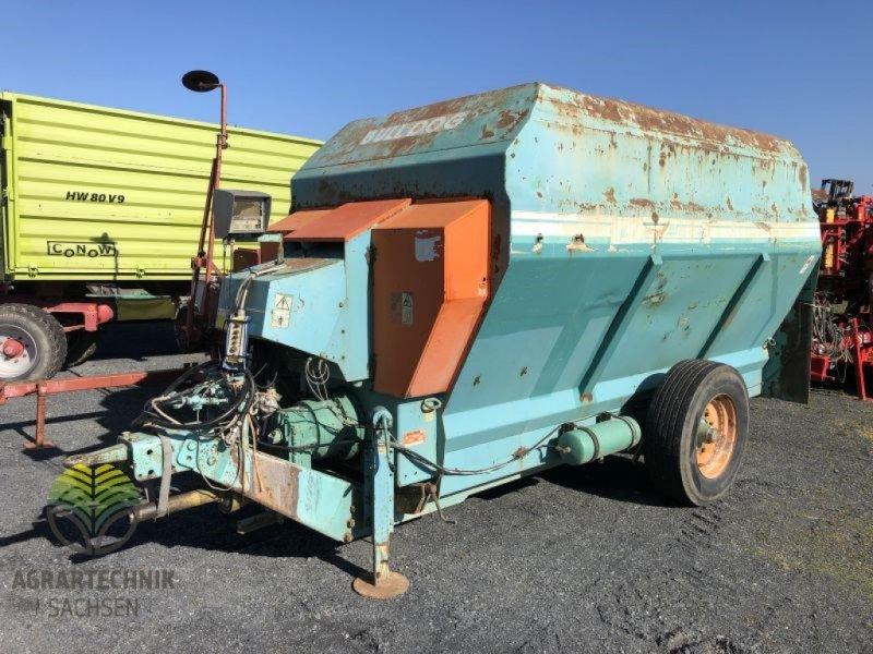 Futtermischwagen a típus Walker Bulldog 12, Gebrauchtmaschine ekkor: Ebersbach (Kép 1)
