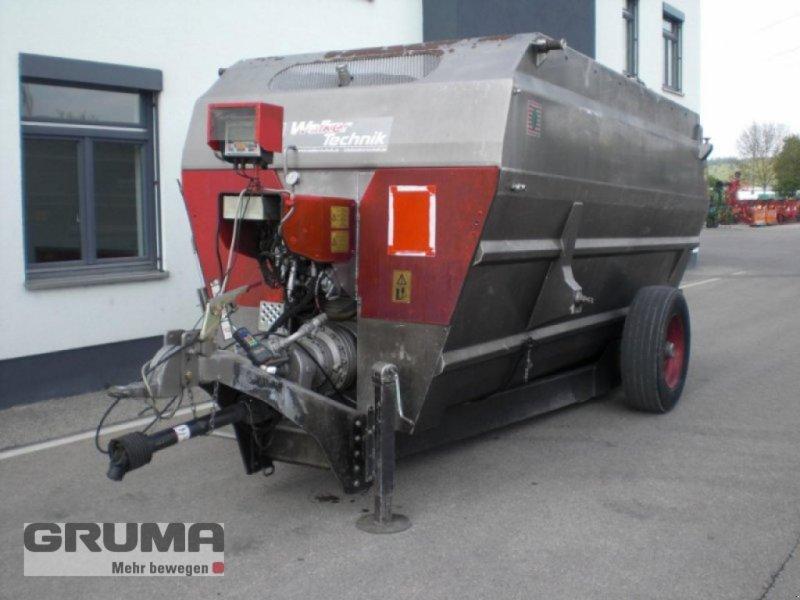 Futtermischwagen типа Walker Hercules 15, Gebrauchtmaschine в Friedberg-Derching (Фотография 1)