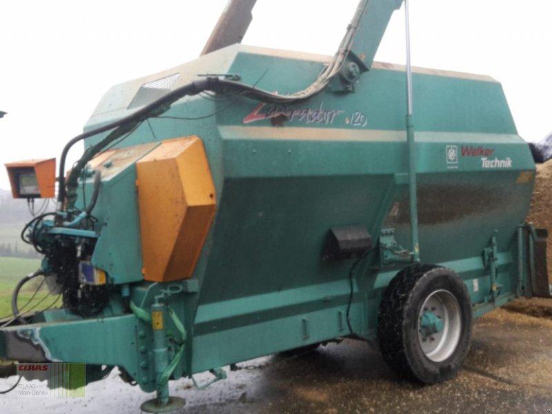 Futtermischwagen des Typs Walker Labrador 120, Gebrauchtmaschine in Schlüsselfeld-Elsendorf (Bild 1)