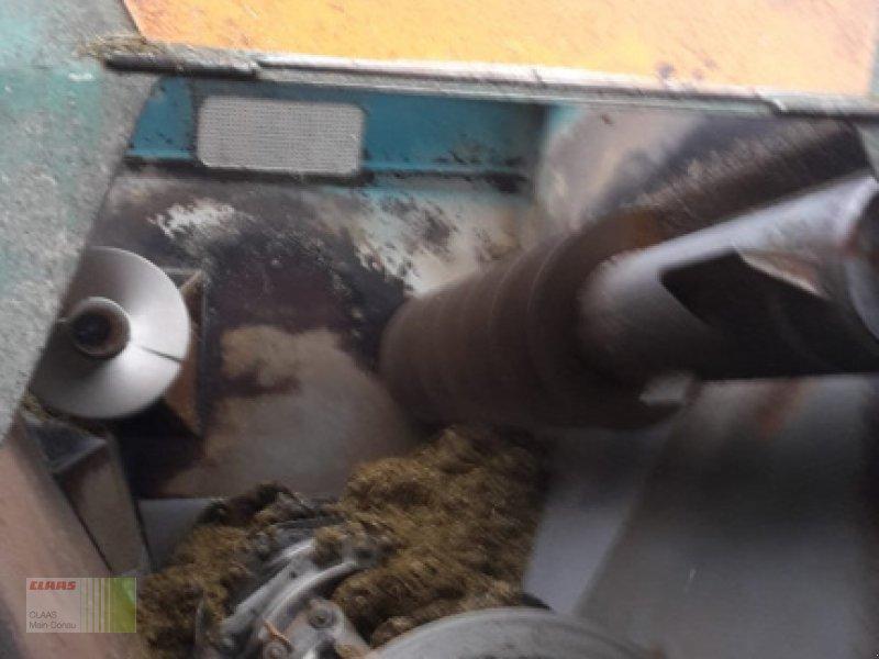 Futtermischwagen des Typs Walker Labrador 120, Gebrauchtmaschine in Schlüsselfeld-Elsendorf (Bild 5)