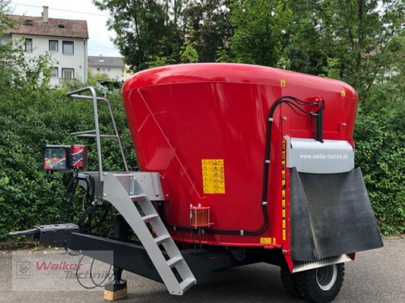 Futtermischwagen des Typs Walker Sieger Class 10, Neumaschine in Schwieberdingen  (Bild 1)